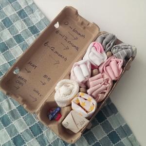 baby shower DIY gift