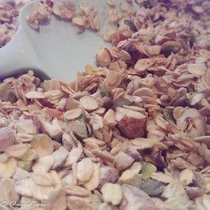 granola mix