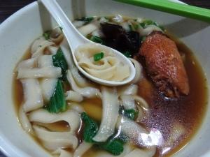 Hand Slice noodles